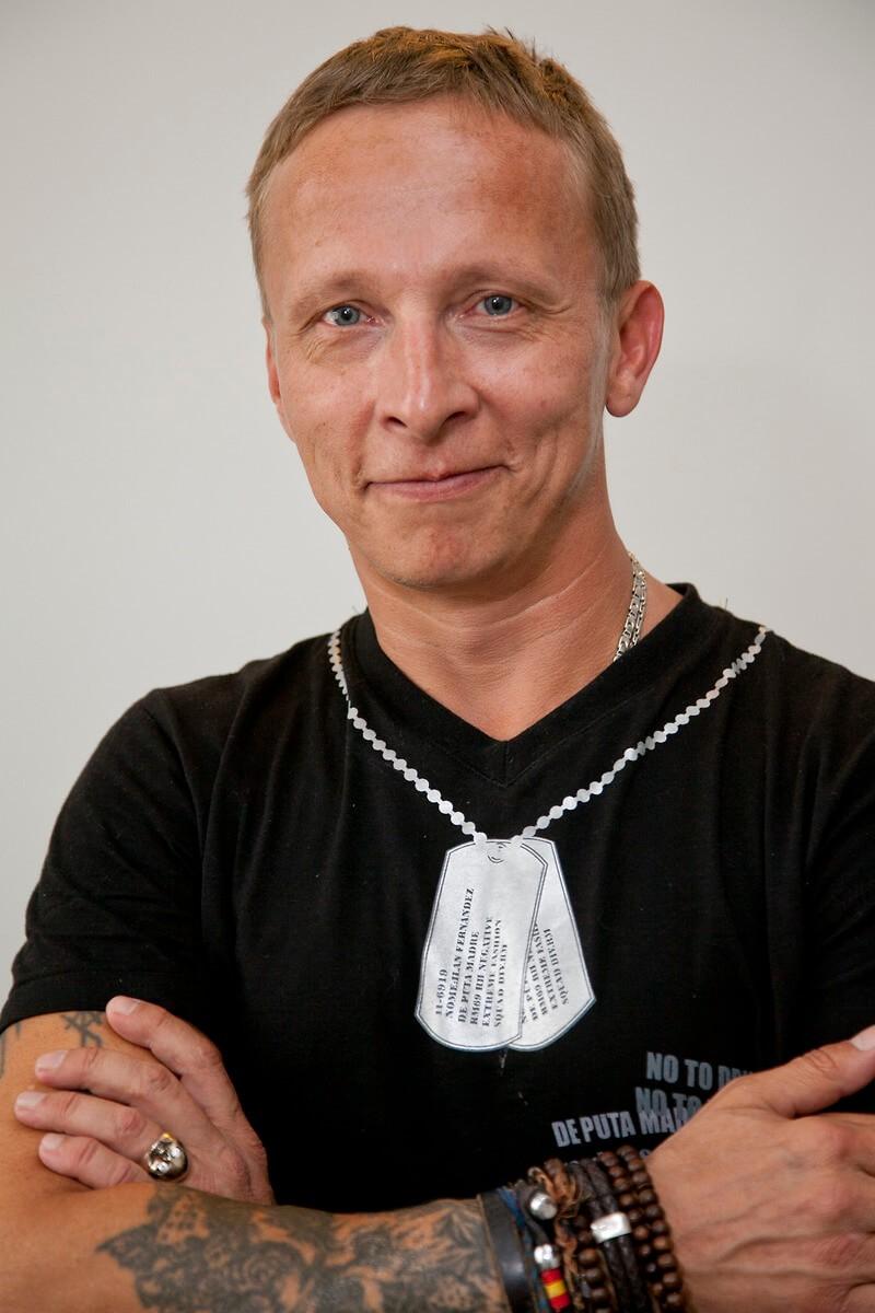 Иван Охлабыстин в сериале Интерны